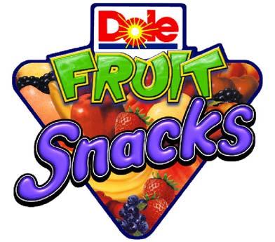 Dole® Fruit Snacks